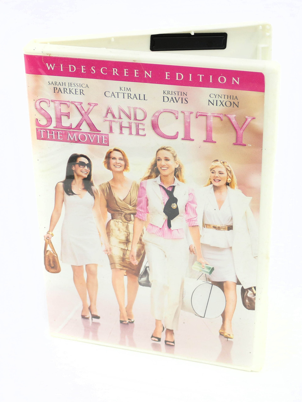 Sex and the city movie on dvd
