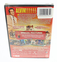 Alvin And The Chipmunks DVD 2007 Fox 2000 Pictures
