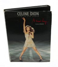 Celine Dion Live In Las Vegas A New Day DVD 2007 Sony BMG Music