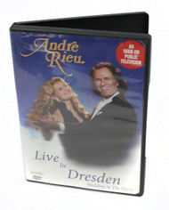 Andre Rieu Live In Dresden Wedding At The Opera DVD 2009