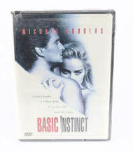 Basic Instinct DVD 1992 Artisan Entertainment