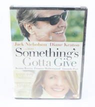 Something's Gotta Give DVD 2003 Columbia Pictures & Warner Bros