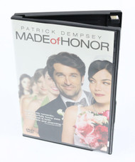 Made Of Honor DVD 2008 Columbia Pictures