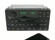 1998-2000 Lincoln Town Car OEM AM FM Radio Cassette w Bluetooth F8VF-18C870-BG