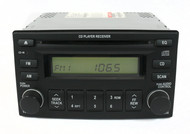 06-07 Hyundai Entourage Kia Sedona Radio AM FM Single CD Receiver 96140-4D100VA