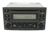 Hyundai Accent 2006-2011 Radio AM FM Single Disc CD Receiver 96100-1E480AR 96ET