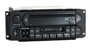 Chrysler Dodge Jeep 2002-06 AM FM CD Cassette w Bluetooth Music P05091606AD RBP