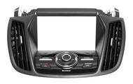 Ford 2013-2016 C-Max Escape Radio Sony Control Panel Bezel Only CJ54-18835-CCW