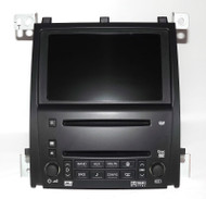 Cadillac 05-07 STS 6 Disc CD DVD Audio Video Player Navigation Radio 15256169