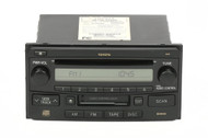 Toyota 2003-05 Celica Highlander RAV4 Radio AM FM CD Cassette 86120-35222 16845