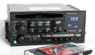 Chevy GMC 1995-2002 Truck And Radio AM FM CD Player Upgraded w Bluetooth Music
