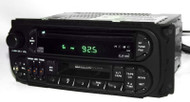 1998-2002 Chrysler Dodge Jeep Radio AM FM CD CS iPod Input P04858540 Twin 7 RAZ