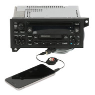 Chrysler Jeep Dodge Radio AM FM 84-02 CD CS Bluetooth Pigtail Aux RAZ - SW Ctrls