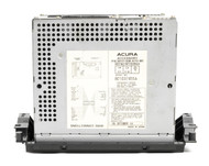 2000-2001 Acura TL AM FM Radio CD w Cassette Player 39101-S0K-A110-M1 Face 2TB0