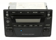 2002-03 Mazda MPV AM FM Radio 6 Disc CD w Bluetooth Upgrade LD51 66 9RX 1168