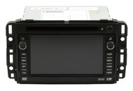 Chevy GMC Truck 2008-09 Radio AM FM CD DVD Navigation w Aux  20807044 UNLOCKED