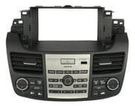 2010-12 Acura RDX Dual Heat and Audio Control Panel with Vents 39050-STK-A210-M1
