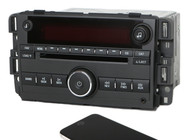 2007-08 Pontiac Torrent AM FM 6 Disc Radio with Aux & Bluetooth Upgrade 15945860