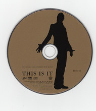 Michael Jackson This Is It CD Professionally Cleaned Disc One ONLY