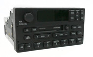 1998-2000 Lincoln Town Car Radio AM FM Cassette Receiver Part XW1F-18C870-BF