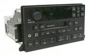 1999-02 Lincoln Continental Radio AM FM Cassette with Aux Upgrade XF3F-18C870-AE