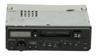 1998-01 Subaru Forester Impreza AM FM Cassette Player 86201FA270 Face C116