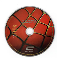 Spider Man 2 Tobey Miguire 2002 DVD Movie  Professionally Cleaned