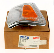 1989-1991 Toyota 4Runner Pickup Right Lamp Turn Signal Headlight 81610-89179