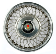 1986-1988 Oldsmobile Calais Single OEM Original Wheel Cover Hubcap Part 22534706