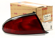1997-2005 Buick Century Driver Side Tail Light Lamp Panel Mounted 5978575