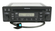 2001-02 Honda Accord AM FM CD with Bluetooth on Pigtail 2PA1  39100-S84-A410-M1