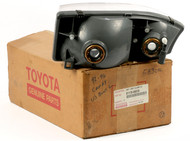 NEW 92-94 Toyota Camry Front Single Left Headlight Lamp Part Number 81170-06010