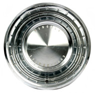 """1975-1981 Lincoln Town Car Single OEM Original 15"""" Wheel Cover Hubcap D5VY1130A"""