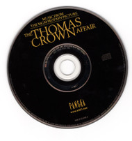 The Thomas Crown Affair Motion Picture Soundtrack CD Professionally Cleaned