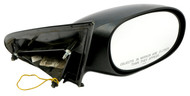 2000-05 Dodge Neon Manual Right Side View Passenger Mirror Part Number CH1320158