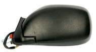 1997-2001 Jeep Cherokee Single Power Left Side View Mirror Part Number 9599651