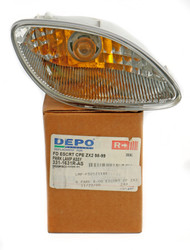 Front Right Park Lamp Turn Signal Light Fits 1998-2002 Ford Escort F8CZ13368AD