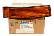 1990-1991 Geo Storm Front Right Park Lamp Turn Signal Light Part  GSi 94336191