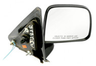 1995-2005 Ford Ranger Right Manual View Side Mirror Post Mounted Part F57Z17682A