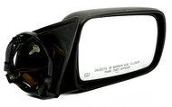 1996-1998 Jeep Cherokee Right Heated Power Mirror Side View Flat Black 55154802
