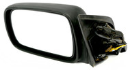 1996-98 Jeep Grand Cherokee Single Fixed Power Left Side View Mirror 2332-4650L
