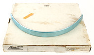 "1984-1988 Buick Century Single 20""x1.2"" Front Bumper Impact Strip 25516146-7"