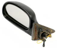 1995-99 Hyundai Accent Single Lever Control Left Side View Mirror 8760522111CA