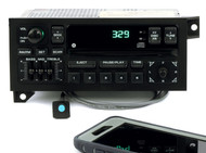 Chrysler 1996-00 Dodge Radio AM FM CD Equalizer & Bluetooth Pigtail P4704373AB