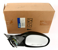 1997-1999 Dodge Neon Power Folding Right Side View Single Mirror Part 4783396