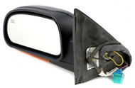 2002-2005 Oldsmobile GMC Chevrolet Heated Single Left Side View Mirror 15789790