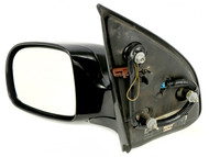 2002 Ford Windstar Power Premium Single Left Side View Mirror Part 2F2Z17683BA