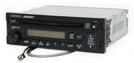 Mazda 1998-1999 626 Bose Radio AM FM CD w Aux on a Pigtail GD7H669R0 Face 4M31