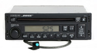 98-99 Mazda 626 Bose Radio AM FM CD w Bluetooth on a Pigtail GD7H669R0 Face 4M31