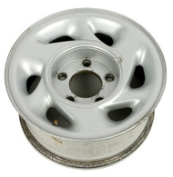 "1994-2001 Dodge 1500 2500 3500 Van Single 15 x 7"" Aluminum 5 Lug Rim  5CP89M15"